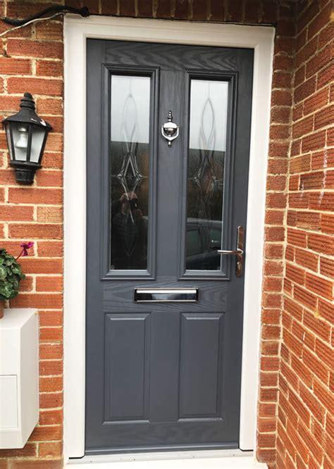 choose front door colour oakley conservatories