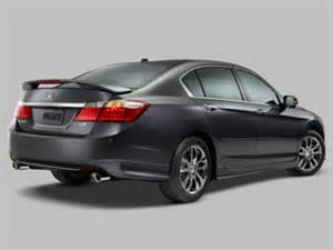 2015 honda accord sedan accessories official honda site