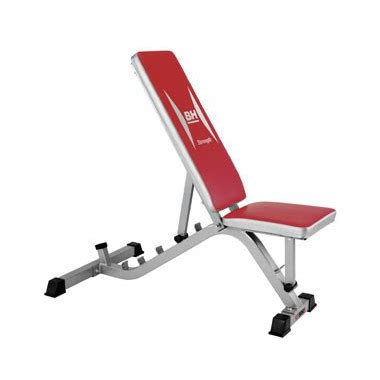 Banc Inclinable Musculation by Banc Inclinable 6 St5850 Bh Fitness