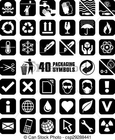 International Packaging Symbols And Meaning