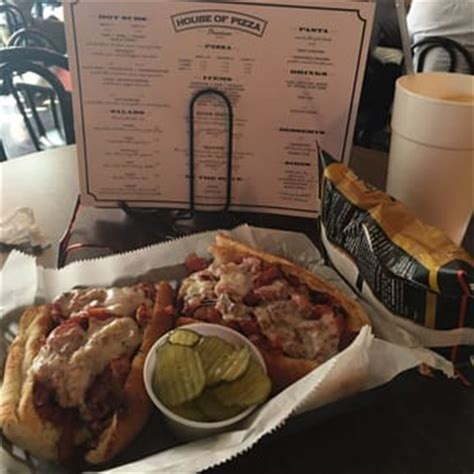 House Of Pizza El Paso by House Of Pizza Downtown Pizza El Paso Tx United