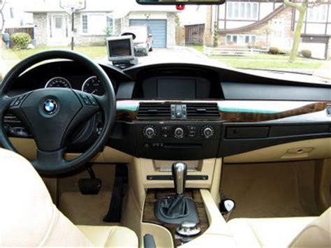 2005 Bmw 525i Interior by 2005 Bmw 5 Series E60 Interior Photo Car Modification