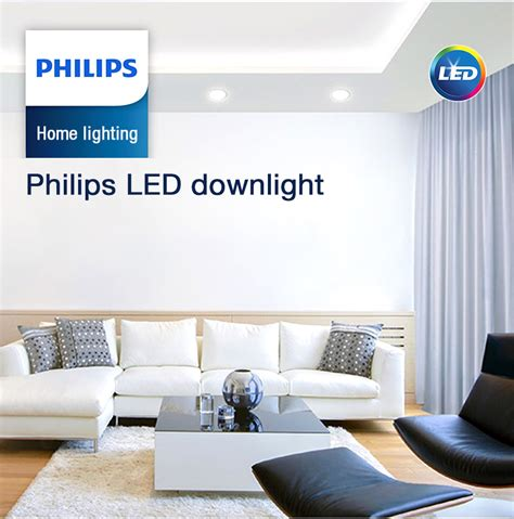 Philips Downlight 2 5 Silver 66661 philips led barrel l 5 5w 4000k warm light silver