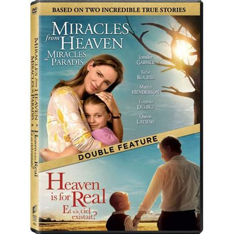 Miracle From Heaven En Miracles From Heaven Heaven Is For Real Bilingual Walmart Canada