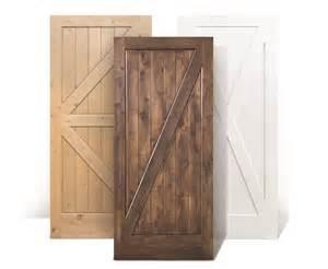 Wood Barn Doors Doors Woodgrain