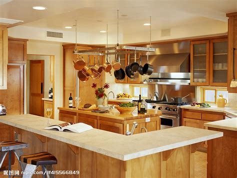 Kitchen Center Islands by