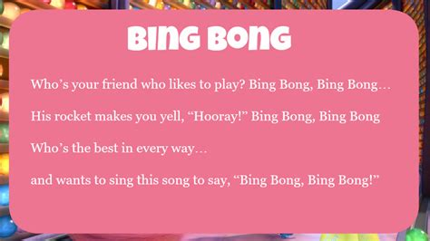theme song inside out bing bong quot inside out quot fan favorite plus new products