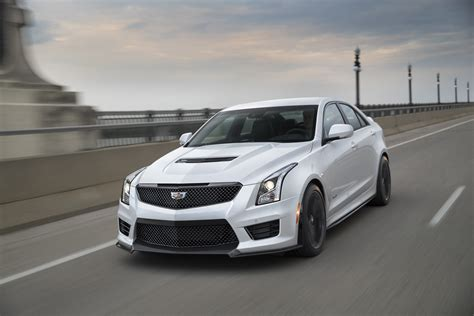 cadillac minivan 2017 2017 cadillac ats v review ratings specs prices and