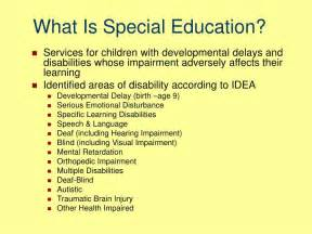 Deaf Blind Education Ppt The Training And Supervision Of Paraprofessionals