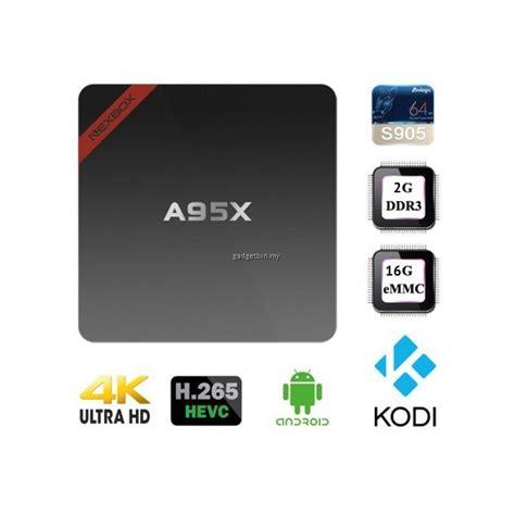 Nexbox A95x 2gb 16gb smart тв приставка nexbox a95x 2gb 16gb цена 3 890