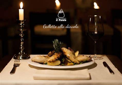 cena a lume di candela ricette ricetta ll paiolo per una cena a lume di candela