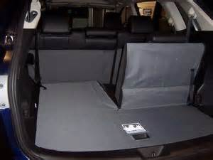 Mazda Cx 9 Cargo Liner Canvasback Cargo Liner For The Mazda Cx 9 From Wooska