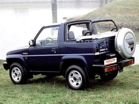daihatsu feroza 1996 daihatsu feroza rocky sportrak 1 6 98 cui gasoline