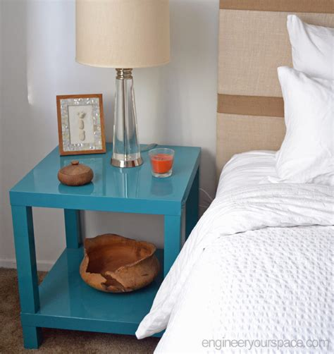 Ikea Lack Nightstand diy nightstand ikea lack table hack smart diy solutions for renters