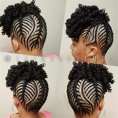 Cornrow Hairstyles For Adults by Cornrows And Crochet Curls Crochet Braids