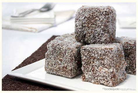 Homemade Coconut Cake Recipe by Lamingtons Recipe Dishmaps