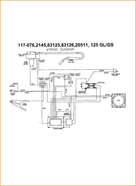 arc welder wiring diagram wiring diagram with description