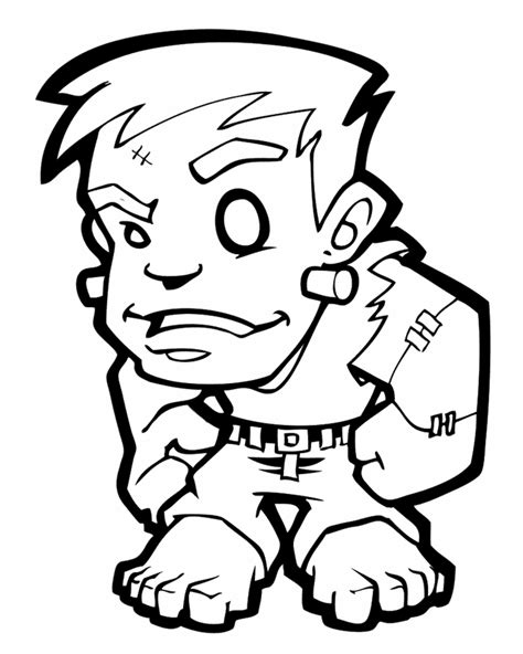 frankenstein coloring pages frankenstein coloring pages az coloring pages