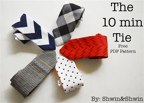 pattern make a tie 8 best images of printable sewing pattern tie free