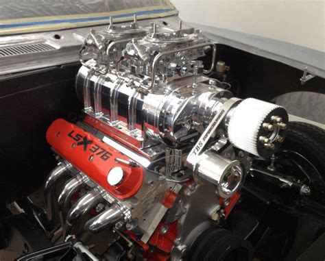 Ls 1 Gm 6v 71 Supercharger Kit Cathedral Port