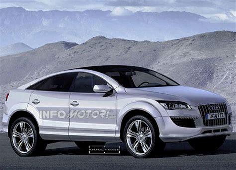 Audi Q 6 by Audi Q6 Targets The New Bmw X6 News Top Speed