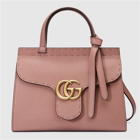 Gucci Handmade Bag - gucci gg marmont bag reference guide spotted fashion