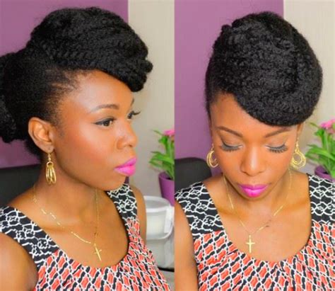heatless protective hairstyles 8 fun protective styles for natural hair this winter