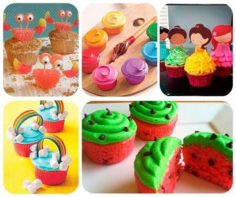 decorar cup cakes faciles 39 recetas de cupcakes originales y divertidos cupcakes