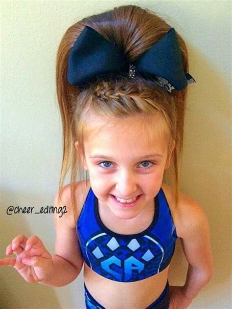 cheerleader hairstyles images 25 best ideas about cheerleader hairstyles on pinterest
