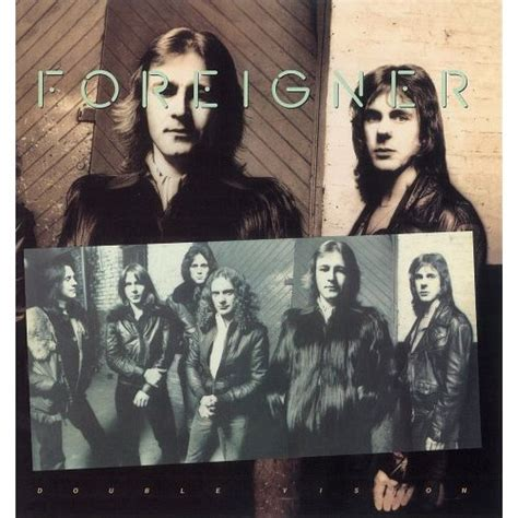 Foreigner Vision sympathy for the bootlegs vision foreigner