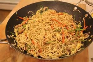 recipe vegetable lo mein capital region foodies