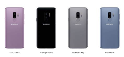 samsung galaxy s9 goes official with dual aperture uninterrupted display