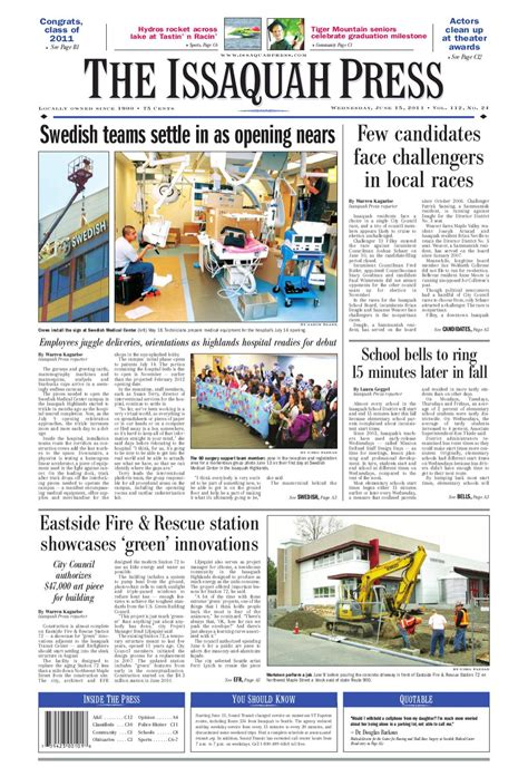 ancestral footprints the issaquah press news sports issaquahpress061511 by the issaquah press issuu