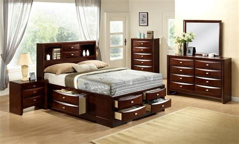 bedroom set with storage choosing cool bedroom storage ideas for your home