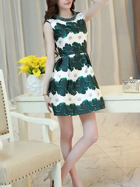 Dress Rajut Korea Green Shireen green and white korean dress for casual evening dress ph affordable cocktail