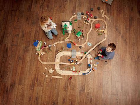 junior woodwork set playtive junior wooden railway or road set lidl great