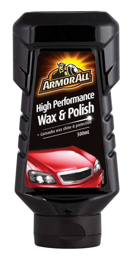 All Wax armor all high performance wax 500ml
