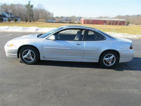 2000 pontiac grand prix gt coupe buy used 2000 pontiac grand prix gt daytona 500 pace car