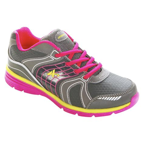 kmart athletic shoes athletech women s athletic sneakers get in the with