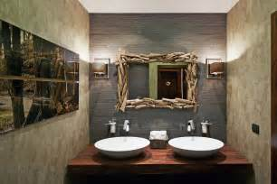 Erik bernard home designer in ukraine designs this bathroom with back