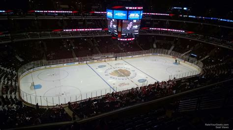 United Center Section 303 Chicago Blackhawks