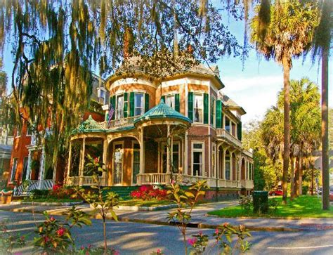 Summer Houses For Garden - a good example of the homes fronting forsyth park picture of mansion on forsyth park