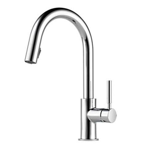 Brizo Solna Kitchen Faucet Brizo 63020lf Pc Solna Single Handle Pull Kitchen Faucet Chrome Faucetdepot