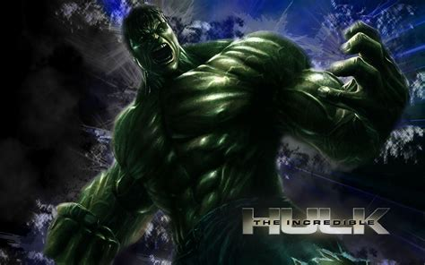 imagenes hd hulk the incredible hulk wallpapers wallpaper cave
