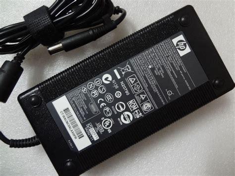 Adaptor Laptop Hp 520 original power supply adapter fr hp touchsmart 310 320 420 520 610 19v 9 5a 180w