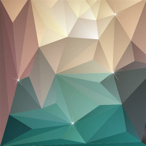 geometric pattern cdr orange triangle geometric abstract background free vector
