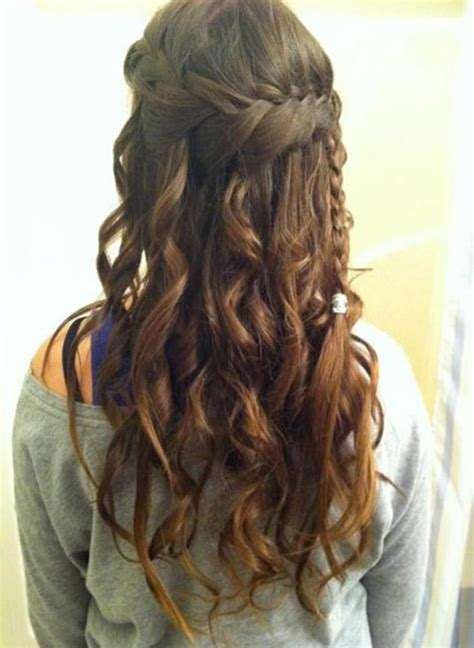 wedding hairstyles braids curls wedding hairstyles for long hair trends