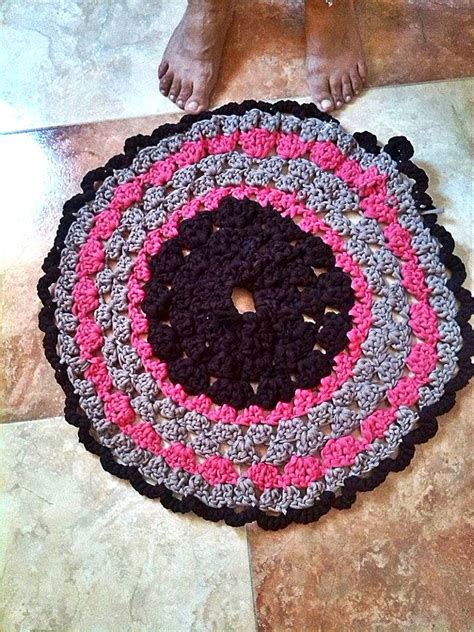 alfombras ana maria alfombra de trapillo de anna s alfombras pinterest