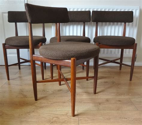 G Plan Teak Dining Chairs by Antiques Atlas G Plan Retro Teak Dining Chairs