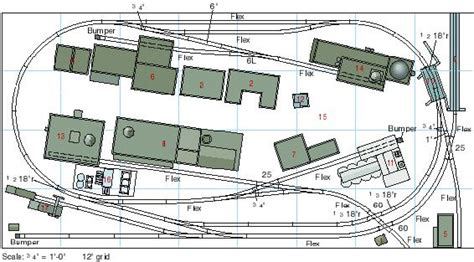 layout design model railroad 187 1 4 215 8 ho model railroad track plans train video camera